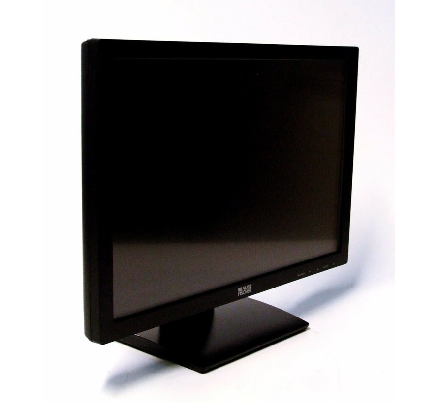 "Canvys 22"" LCD Kassen Display Touch Monitor VT-22WDT DVI VGA Kassenmonitor POS"