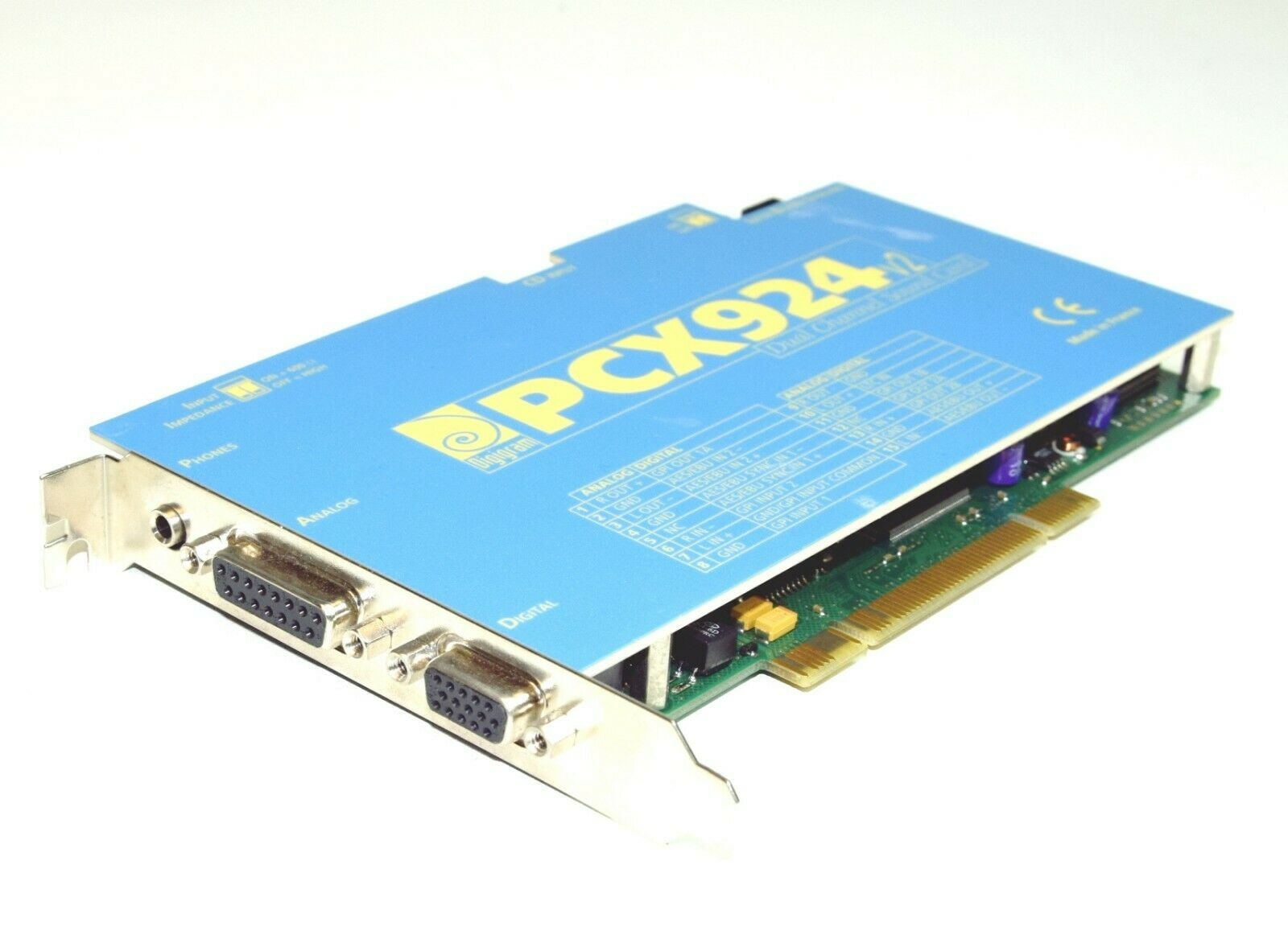 DIGIGRAM PCX924 DRIVER FOR WINDOWS