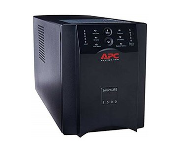 APC APC Smart UPS SUA1500I 1500VA UPS VGA & USB Power Supply