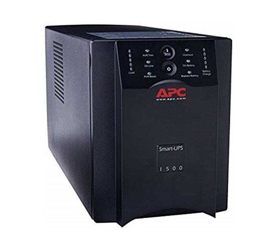 APC Smart UPS SUA1500I 1500VA UPS VGA & USB Power Supply