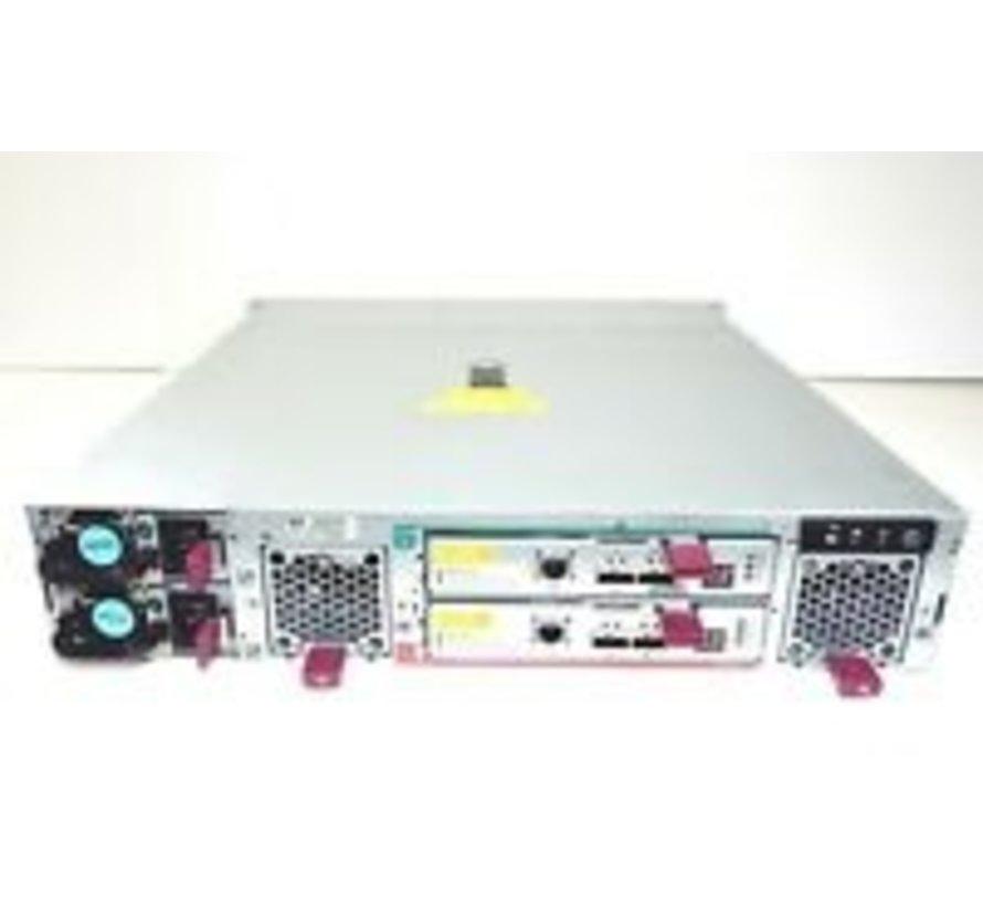 HP StorageWorks D2700 AJ941A-63002 2xIO 2x PS SAS Drive