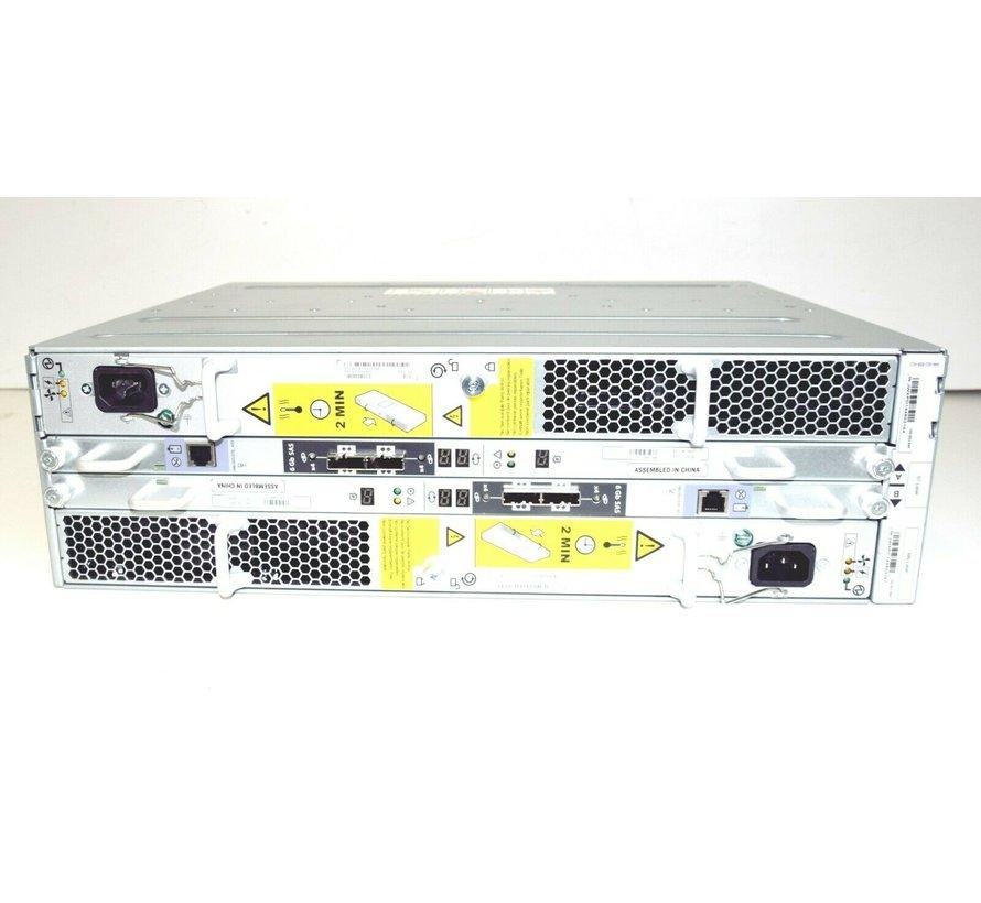 EMC VNX Disk Array Expansion KTN-STL3 / 2x Controller 2x PSU