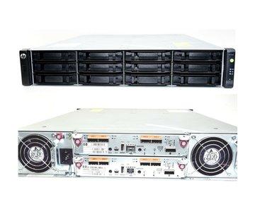 HP HP StorageWorks P2000 FCLSE-0801 2x AW592B Controller / 2x Power Supplies