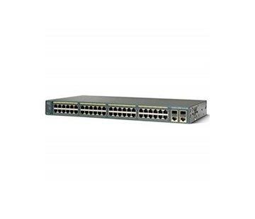 Cisco CISCO WS-C2960-48PST-L Catalizador 2960 48 10/100 PoE + 2 1000BT +2 SFP LAN Bas