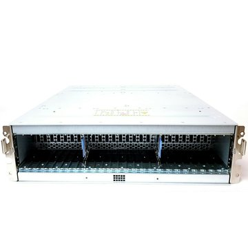 EMC VNX5300 STPE15 Almacenamiento LFF FC 8GBPS SIN CONDUCTORES DE FALTA