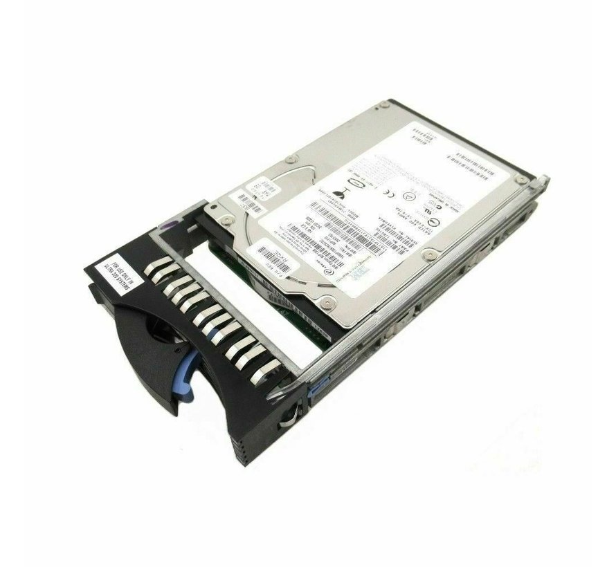IBM HUS103014FL3800 Disco Duro SCSI 3.5 17R6324 90P1310 146.8GB 10K