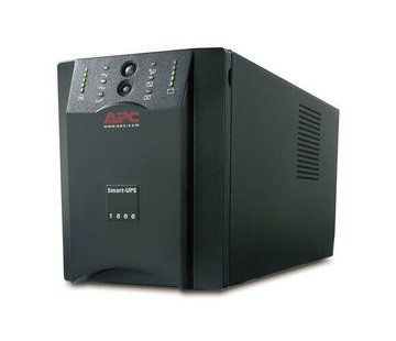 APC APC SUA1000I Smart UPS 1000VA USB & Serial 230V Power Supply UPS