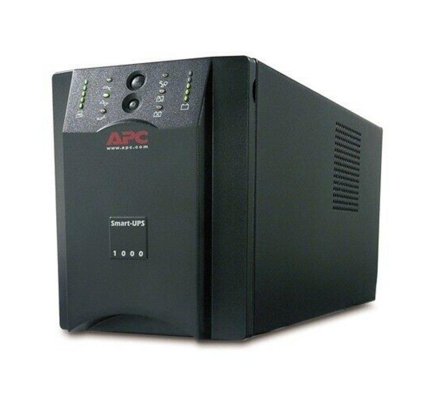 APC SUA1000I Smart-UPS 1000VA USB & Serial 230V Stromversorgung USV