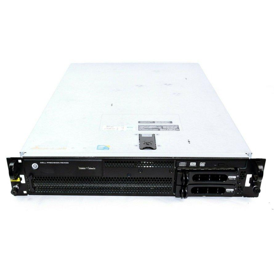 """Dell Precision R5400 Xeon E5405 QuadCore 4GB Ram 160GB SATA HDD 19""""Rack"""