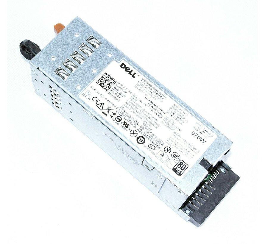 DELL PSU Netzteil 870W N870P-S0 NPS-885AB A 0YFG1C PowerEdge R710 T610
