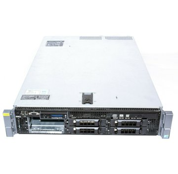Dell Dell PowerEdge R710 Server Intel Xeon L5520 Quad-Core 2.26 GHz 4GB RAM 3,5