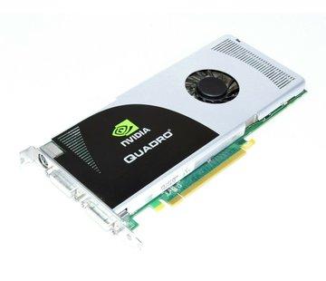 NVIDIA Quadro FX 3700 / 512MB GDDR3 PCI Express tarjeta de gráficos de salida de TV DVI dual DVI