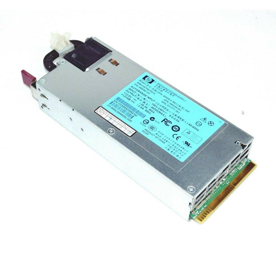 HP ProLiant DL380 G7 Power Supply / Netzteil HSTNS-PD14 499250-101 499249-001
