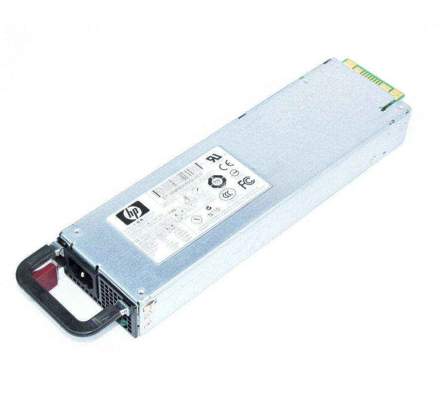 Serie HP ESP128 280127-001 305447-001 Fuente de alimentación ProLiant DL360 G3