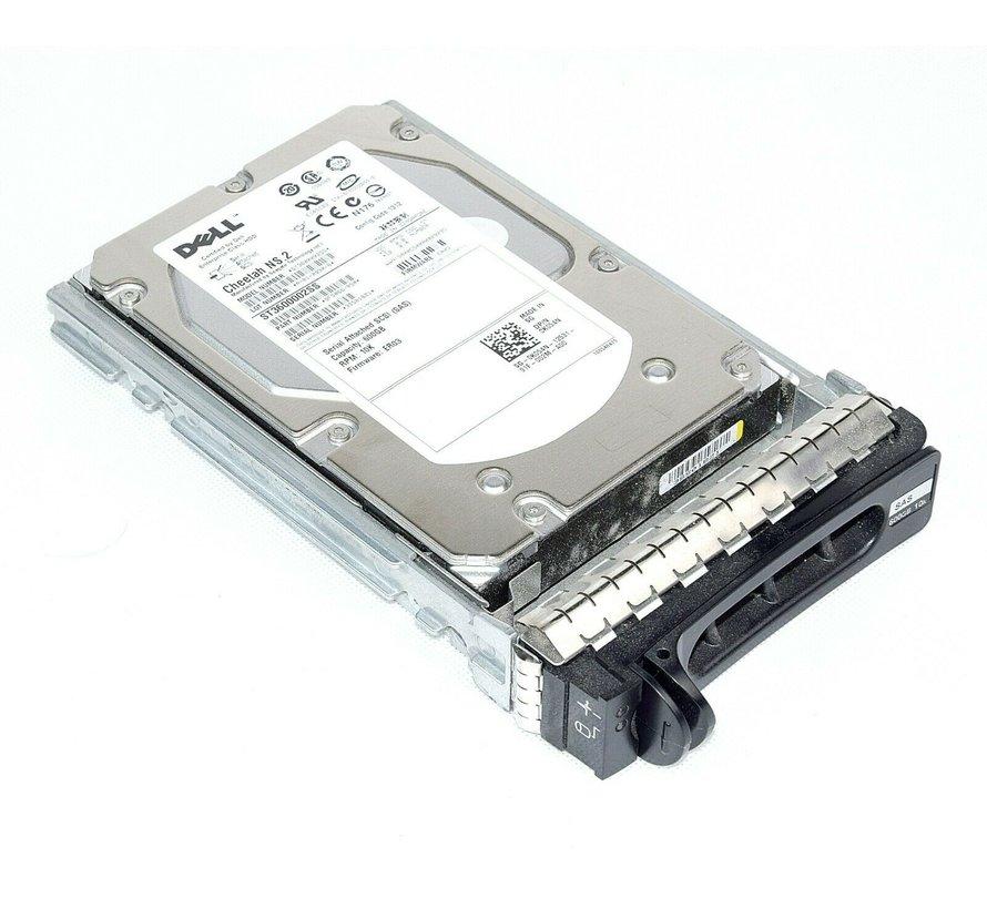 Dell ST3600002SS 600GB 10K 6GB/s SAS Festplatte mit Rahmen
