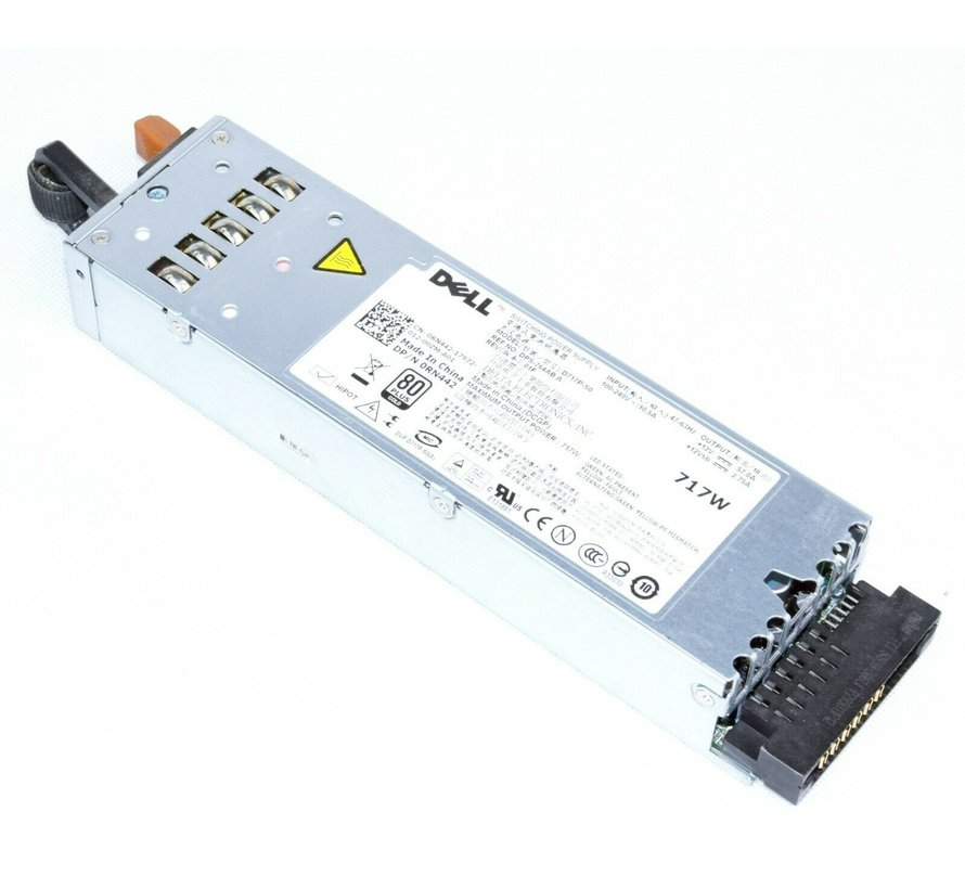 DELL Power Supply / Power Supply D717P-S0 717W PowerEdge R610 0RN442