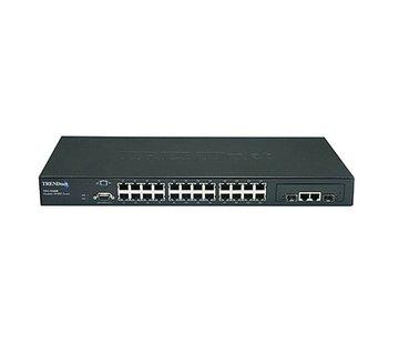 Trendnet TEG-S2600i Switch de nivel 2 de 26 puertos a 10 / 100Mbps