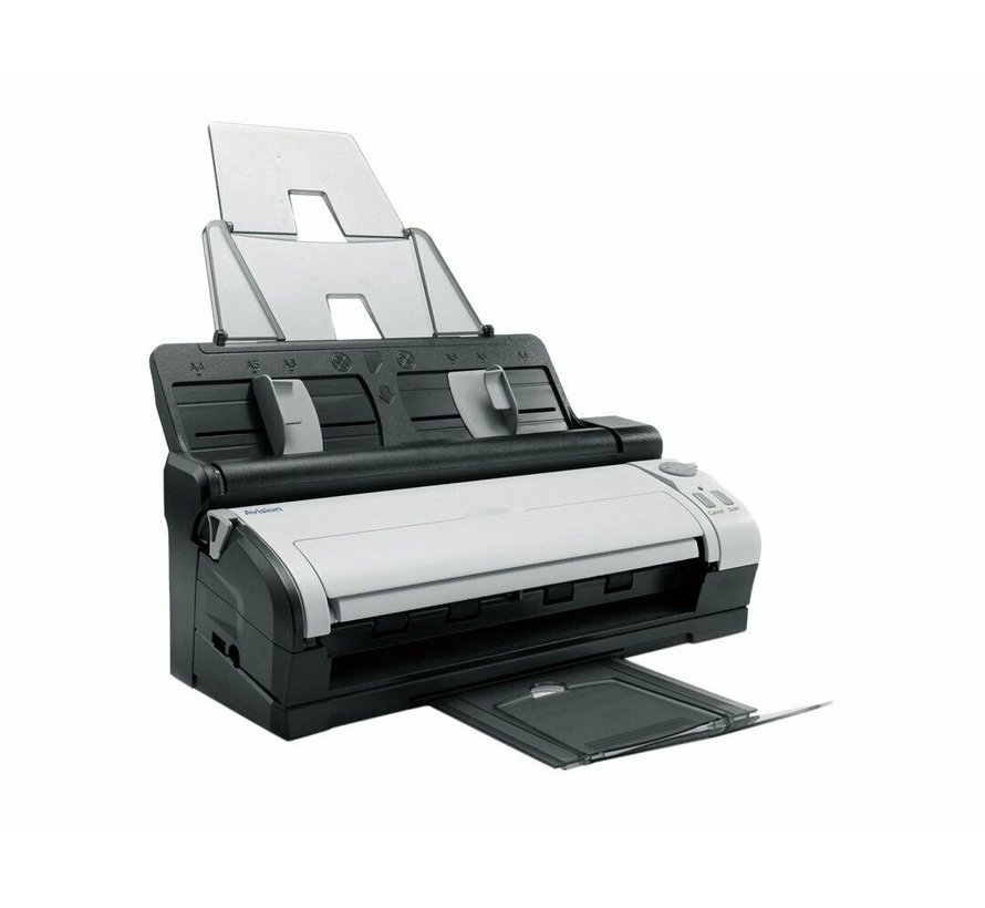 Avision AV50F Document Scanner A4 600dpi Escáner compacto USB 2.0 de hoja