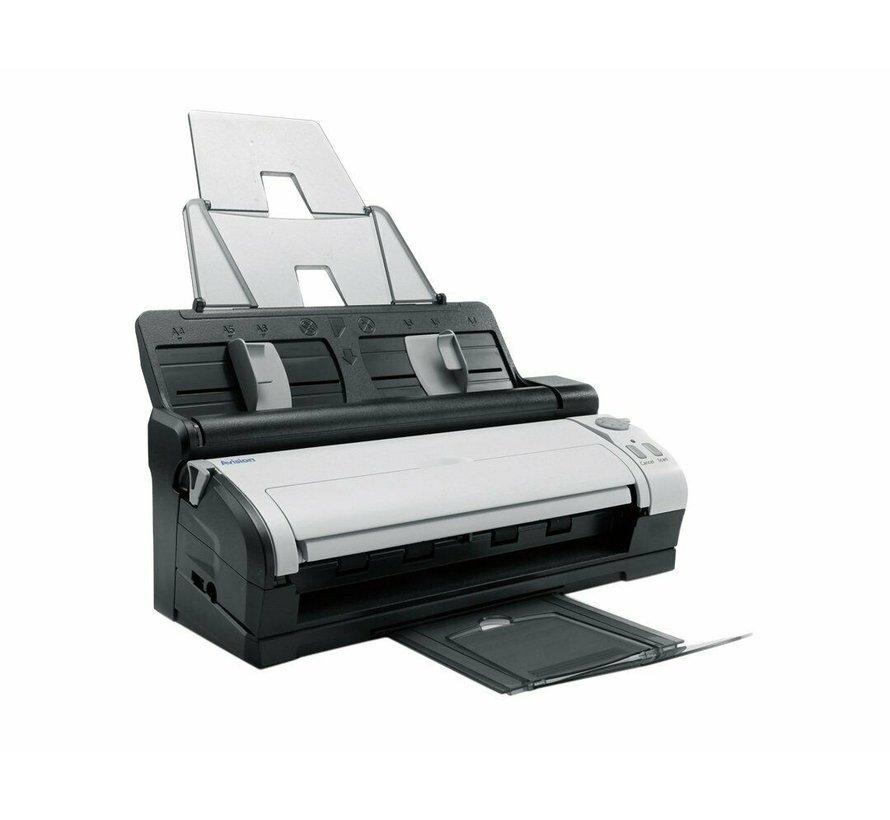 Avision AV50F Documentenscanner A4 600dpi USB 2.0 Compact Sheetfed Scanner