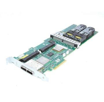 HP HP Smart Array P800 3Gb/s SAS RAID Controller 512 MB + BBU 398647-001 381572-001