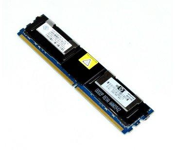 Nanya NT4GT72U4ND2BD-3C PC2-5300F FB-DIMM 4 GB RAM-Speicher
