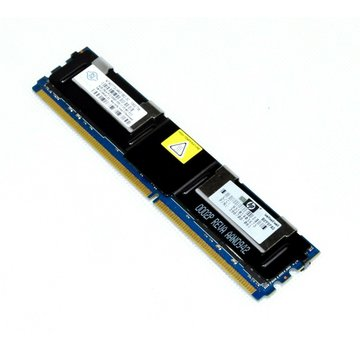 Nanya NT4GT72U4ND2BD-3C PC2-5300F FB-DIMM 4GB Ram Memory