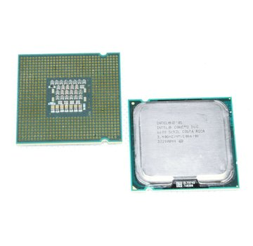 Intel Intel Core2 Duo E6600 SL9ZL Desktop CPU Processor LGA 775 4MB 2.40GHz 1066Mhz