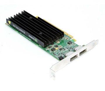NVIDIA Quadro NVS 295 256 MB Displayport CAD Tarjeta gráfica 2560x1600 EnergyStar