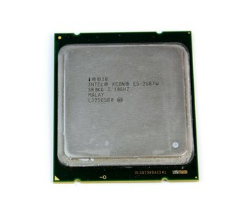 Intel Intel Xeon E5-2687W High-Speed ​​CPU 3.1GHz FCLGA2011 Processor X79 BX80621E52687W