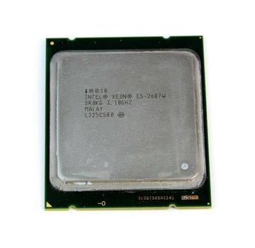 Intel Intel Xeon E5-2687W Hochtakt CPU 3,1GHz FCLGA2011 Prozessor X79 BX80621E52687W