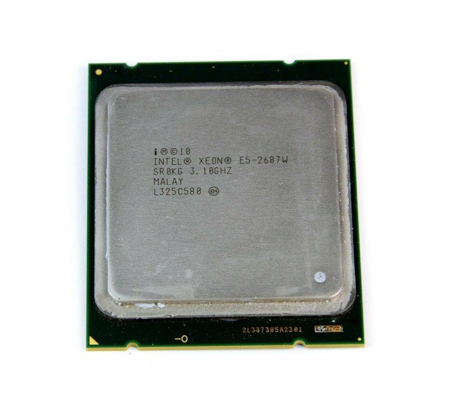 Intel Xeon E5-2687W Hochtakt CPU 3,1GHz FCLGA2011 Prozessor X79 BX80621E52687W