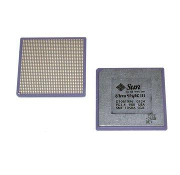 SUN UltraSPARC III CPU / SME 10526 LGA / PG 1.0.1 980 USA