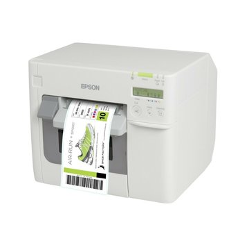 Epson Epson TM-C3500 Color Label Printer M311A Printer C31CD54012CD USB Ethernet