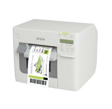Epson Epson TM-C3500 Impresora de etiquetas a color M311A Impresora C31CD54012CD USB Ethernet