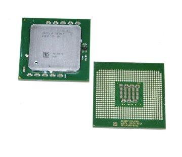 Intel Intel Xeon SL8P4 3400DP 3.40GHz / 2MB / 800MHz FSB Socket / Socket 604 CPU Processor