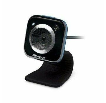 Microsoft LifeCam VX-5000 Webcam 1,3 Megapixel Blau USB Kamera Web Cam