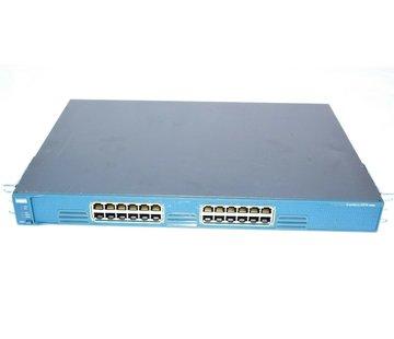 Cisco CISCO WS-C2970G-24T-E  catalizador 2970 24 10/100 / 1000T Conmutador de imagen mejorado