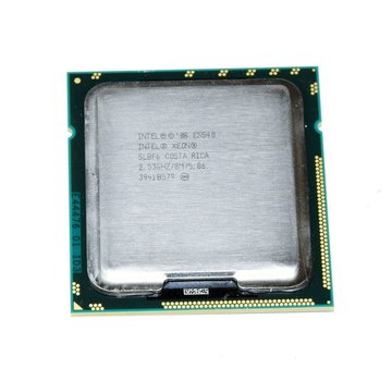 Intel Intel Xeon E5540 SLBF6 QC processor 2.53GHz CPU