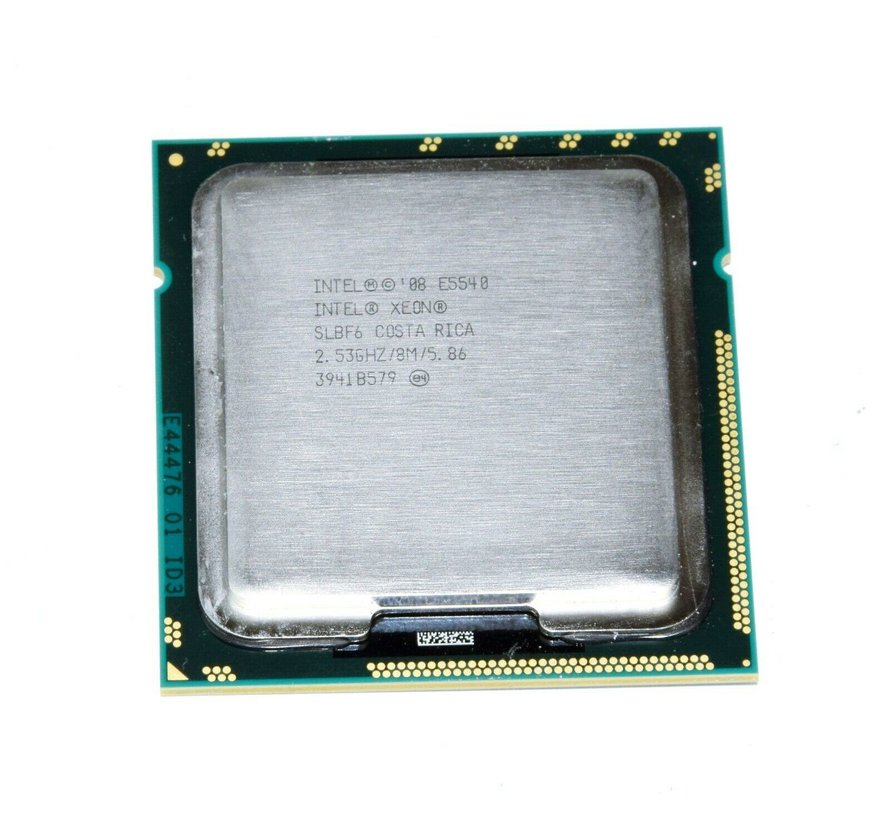 Intel Xeon E5540 SLBF6 QC processor 2.53GHz CPU