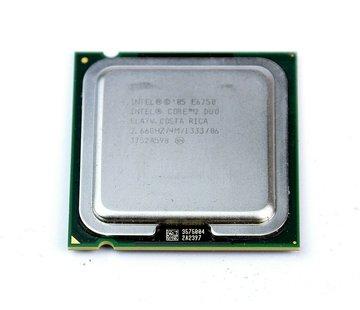 Intel Intel Core 2 Duo E6750 SLA9V Socket 775 2.6GHz processor CPU