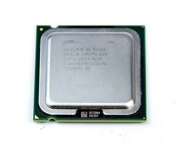 Intel Procesador Intel Core 2 Duo E6750 SLA9V Socket 775 2.6GHz
