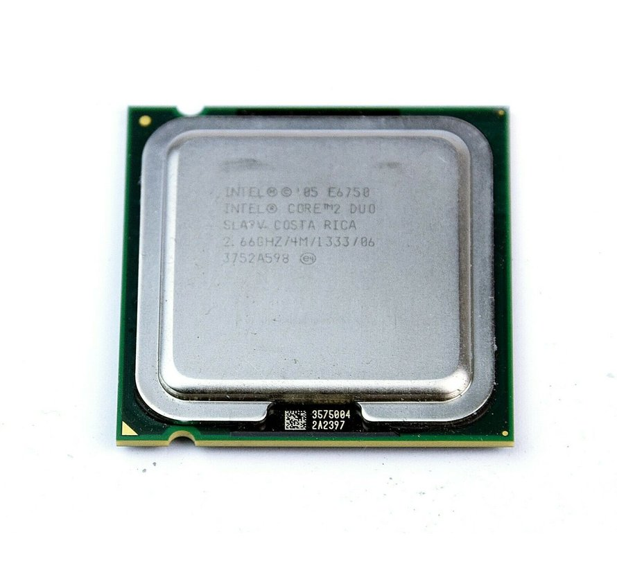Procesador Intel Core 2 Duo E6750 SLA9V Socket 775 2.6GHz