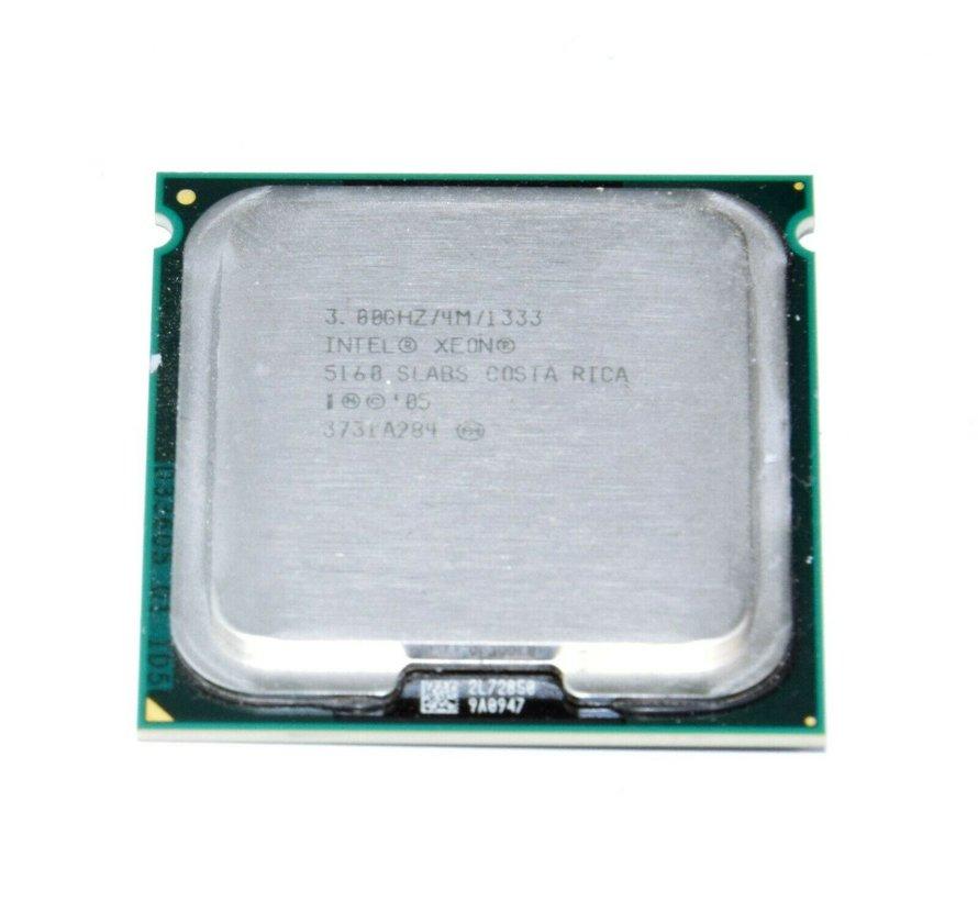 Intel Xeon Dual Core 5160 3.0GHz 4MB 1333 zócalo LGA 771 procesador CPU