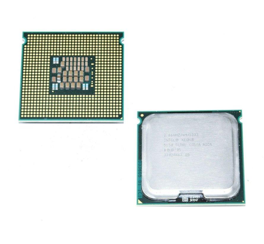 INTEL XEON 5150 DC 2666MHZ / 4M / 1333 SL9RU Processor CPU