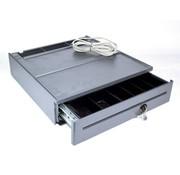 IBM IBM TOSHIBA Cajón de efectivo compacto POS Cajón de efectivo Gris hierro 80Y3232