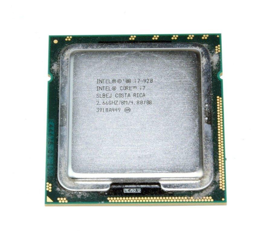 Intel Core i7-920 Procesador Quad Core 8M Cache 2.66GHz CPU