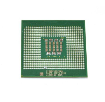 Intel Intel CPU Sockel 604 Xeon 3.2GHz /2M/800 SL8P5 CPU Prozessor