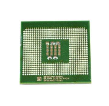 Intel Intel CPU Sockel 604 Xeon 3.6GHz/1M/800 SL7PH Prozessor