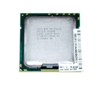 Intel Intel Xeon E5620 2.4GHz 12MB SLBV4 FCLGA1366 CPU processor