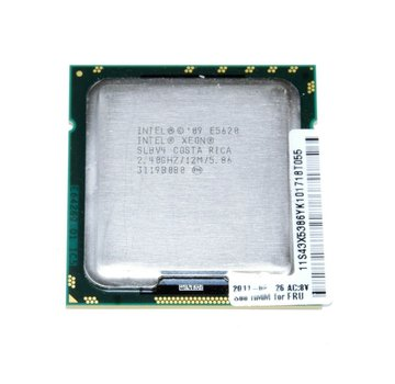 Intel Intel Xeon E5620 2.4GHz 12MB SLBV4 FCLGA1366 CPU processor